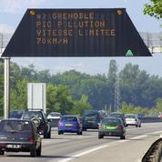 Grenoble: ouverture d'une voie réservée au covoiturage sur une autoroute