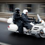 Uber lance un service de taxi moto en région parisienne