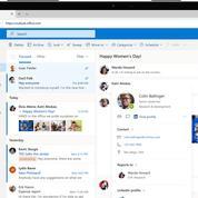 La boîte mail Outlook de Microsoft victime d'une panne mondiale