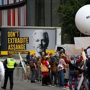 Extradition d'Assange: décision attendue le 4 janvier