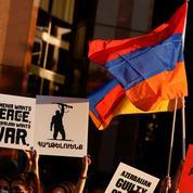 Haut-Karabakh : Poutine, Macron et Trump appellent ensemble à un cessez-le-feu immédiat