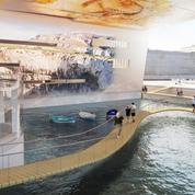 La réplique de la grotte préhistorique Cosquer sera inaugurée en 2022