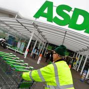 Walmart cède les supermarchés Asda pour 6,8 milliards de livres