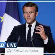 Karabakh: Macron réclame «des explications» à la Turquie et interpelle l'Otan