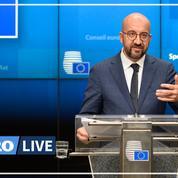 Biélorussie: feu vert de l'UE pour sanctionner le régime de Loukachenko