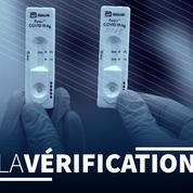 Covid-19: les tests rapides sont-ils assez fiables ?