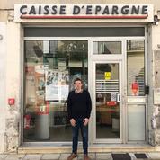 En Charente, un maire de 24 ans dit «non» à la fermeture de la dernière agence bancaire de son centre-ville