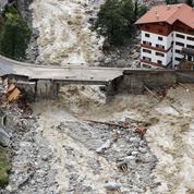 Intempéries dans les Alpes-Maritimes : les images avant/après des dégâts impressionnants