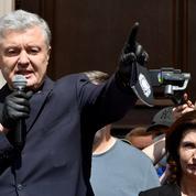 Covid-19: l'ex-président ukrainien Porochenko hospitalisé