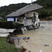 «J'ai tout perdu mais on est en vie»: des sinistrés des intempéries dans les Alpes-Maritimes relativisent
