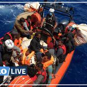 Migrants : le patron du HCR exprime sa «honte en tant qu'Européen»