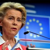Covid-19 : la présidente de la Commission européenne en quarantaine pendant une journée