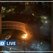 Tentative d'incendie d'une église dans le Rhône : un «choc contre la République», selon Gérald Darmanin