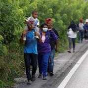 Le Guatemala a expulsé plus de 3300 migrants honduriens