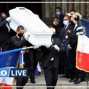 De froides obsèques pour Juliette Greco à Saint-Germain-des-Prés