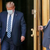 Biden oppose le lourd bilan de la Covid-19 aux propos de Trump