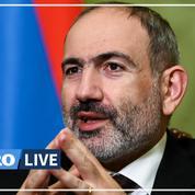Haut-Karabakh: l'Arménie accuse la Turquie d'avoir provoqué la «guerre»
