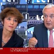 Pour Jean-Pierre Raffarin, le scrutin présidentiel sera un «référendum Covid»