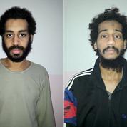 Syrie: deux djihadistes de l'EI surnommés «Beatles» doivent être transférés mercredi aux États-Unis