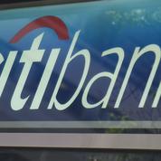 Etats-unis : Citigroup écope d'une amende de 400 millions de dollars pour sa gestion des risques