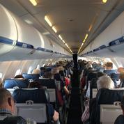 Covid-19 : pourquoi le risque d'être contaminé en avion est infime
