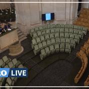 Les fauteuils verts des académiciens bientôt vendus aux enchères
