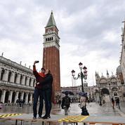 La première fois du Mose: l'acqua alta est arrivée, mais Venise a été épargnée