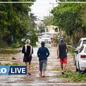 L'ouragan Delta se renforce en catégorie 2 après avoir quitté le Mexique