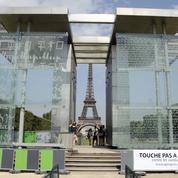 Le Mur pour la Paix à Paris, œuvre décriée depuis des années, va être déplacé