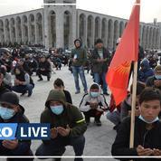 Kirghizstan : nouveaux heurts, le pays s'enfonce dans la crise