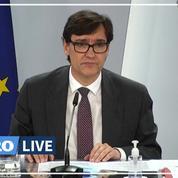 Le gouvernement espagnol décrète l'état d'alerte dans la région de Madrid