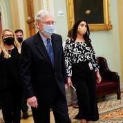 États-Unis : «peu probable» qu'un nouveau plan de relance soit adopté avant l'élection, selon Mitch McConnell
