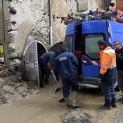 Crues dans les Alpes-Maritimes : l'électricité rétablie quasiment partout