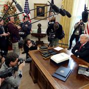 «Biaisés», «radicalisés», «illisibles» : les médias américains sont-ils dans une surenchère anti-Trump ?