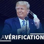 Donald Trump est-il vraiment «immunisé» contre le Covid ?