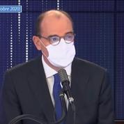 Attaque du commissariat à Champigny : «Nous serons intraitables», assure Castex
