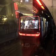 La RATP met en service sa nouvelle génération de métros sur la ligne 14
