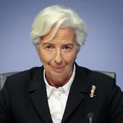 Covid-19 : Christine Lagarde met en garde les États de la zone euro contre un «effet de falaise»