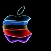 Apple chute à Wall Street malgré ses nouveaux iPhone 5G