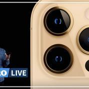 Apple lance ses nouveaux iPhone, compatibles avec la 5G