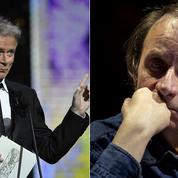 Houellebecq en habit de médecin dans le prochain film de Franck Dubosc