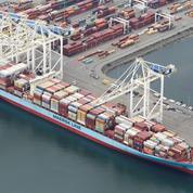 Transport maritime: Maersk se sépare de 2000 employés