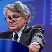 Brexit : «Les douanes de l'Europe des 27 sont prêtes» au «no deal», pas celles du Royaume-Uni, avertit Thierry Breton