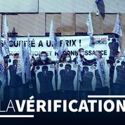 Vingt-cinq policiers et gendarmes sont-ils agressés chaque jour en France ?