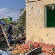 Nagorny Karabakh : Poutine et Erdogan appellent à des «efforts solidaires» pour la paix