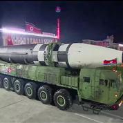 Pompeo minimise le missile géant dévoilé par Pyongyang