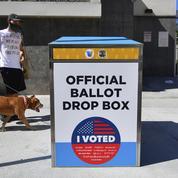Californie: des «urnes électorales» installées par les républicains font polémique