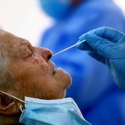 Covid-19 : Nice expérimente à son tour des tests antigéniques
