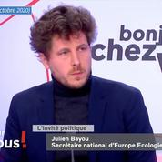 Julien Bayou (EELV) compare les transports en commun d'Île-de-France à «des bétaillères à virus»
