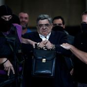 Grèce : le chef du parti néonazi Aube dorée condamné à 13 ans de prison
